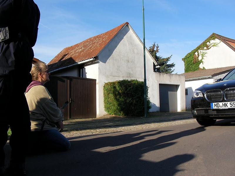 Üplingen 2011, Dreibein