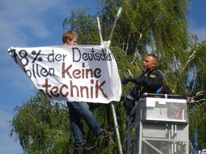Üplingen 2011, Bürgergespräch auf Augenhöhe